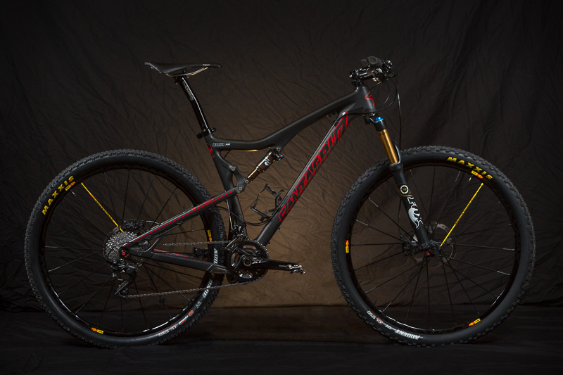 2012 Santa Cruz Tallboy Carbon